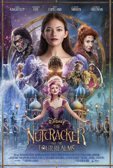 胡桃夹子和四个王国 The Nutcracker And the Four Realms (2018)