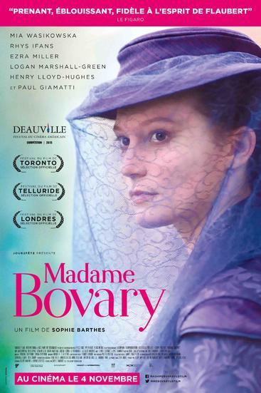 包法利夫人 Madame Bovary (2014)