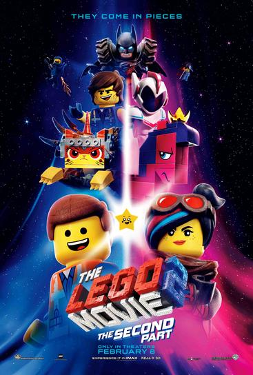 乐高大电影2 The Lego Movie2 The Second Part (2019)