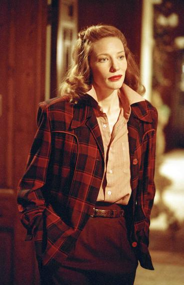 凯特·布兰切特 Cate Blanchett