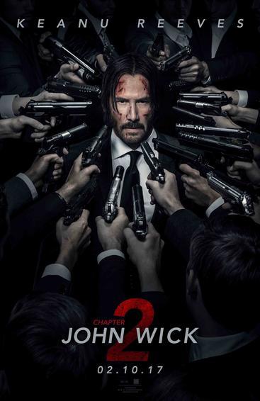 疾速特攻 John Wick: Chapter 2 (2017)
