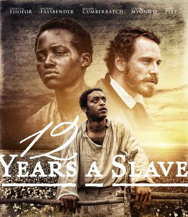 为奴十二年 12 Years a Slave (2013)