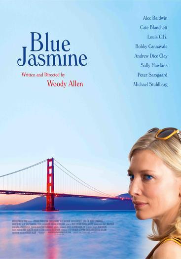 蓝色茉莉 Blue Jasmine (2013)