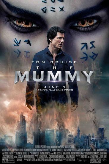 新木乃伊 The Mummy (2017)