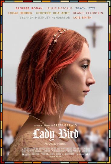 伯德夫人 Lady Bird (2017)