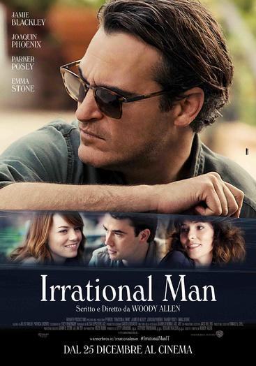 无理之人 Irrational Man (2015)