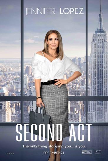 第二法案 Second Act (2018)