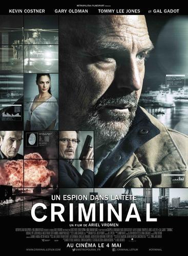 超脑48小时 Criminal (2016)