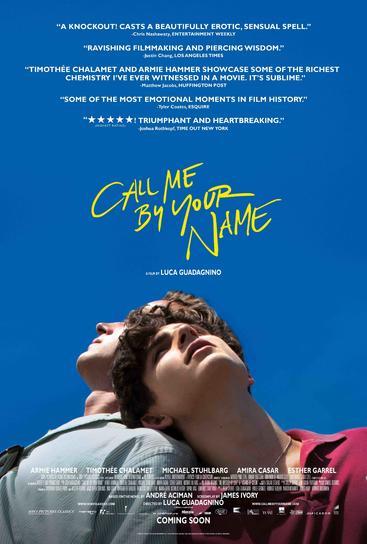 请以你的名字呼唤我 Call Me by Your Name (2017)