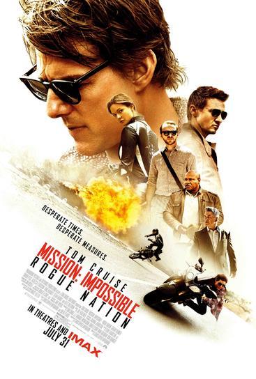 碟中谍 Mission Impossible Rogue Nation (2015)