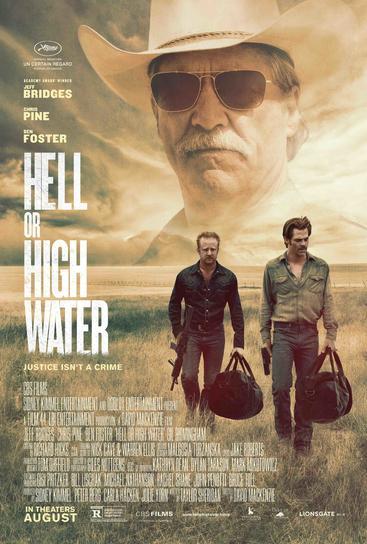 赴汤蹈火 Hell or High Water (2016)