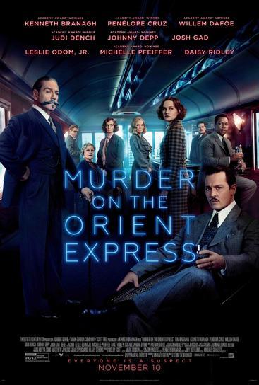 东方快车谋杀案 Murder on the Orient Express (2017)