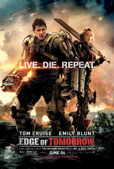 明日边缘 Edge of Tomorrow (2014)