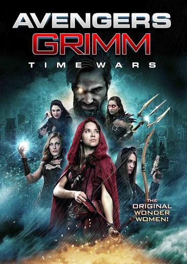 复仇者格林 Avengers Grimm Time Wars (2018)