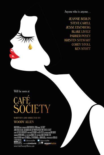 咖啡公社 Café Society (2016)
