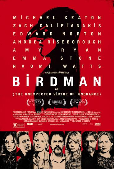 鸟人 Birdman (2014)