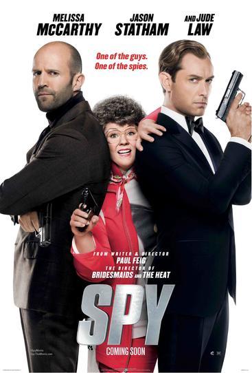 间谍 Spy (2015)
