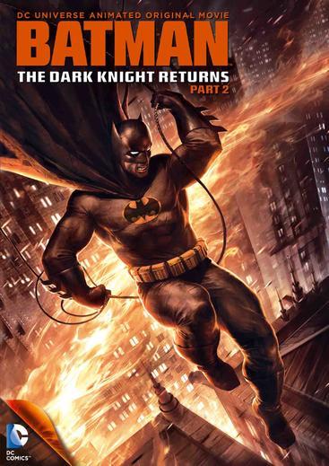 蝙蝠侠:黑暗骑士归来(下) Batman The Dark Knight Returns Part 2 (2013)