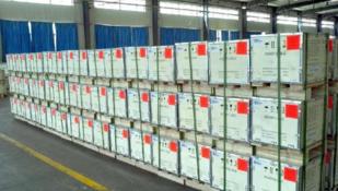亚洲最大进口商品城一期工程昨成功通电