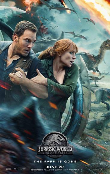 侏罗纪世界 Jurassic World Fallen Kingdom (2018)