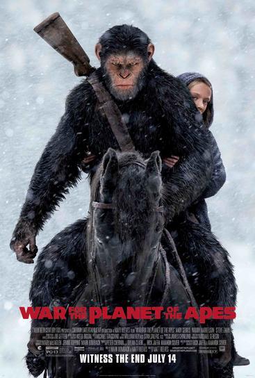 猩球崛起3:**之战 War for the Planet of the Apes (2017)