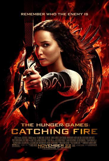 饥饿游戏2:星火燎原 The Hunger Games Catching Fire (2013)