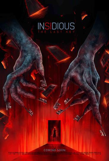 潜伏4:锁命亡灵 Insidious The Last Key (2018)