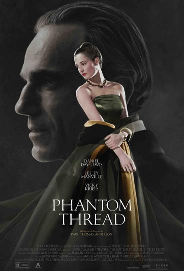 幻影线程 Phantom Thread (2017)