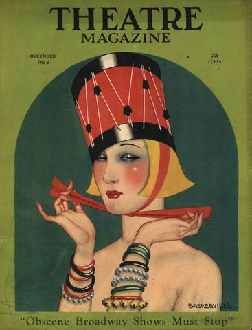 1920s USA Magazines art deco