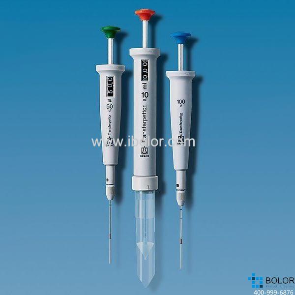 微量移液器Transferpettor固定量程,conformity资格认证,200 μl 701878