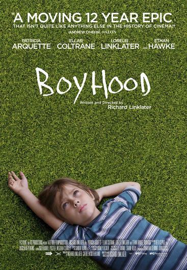 少年时代 Boyhood (2014)