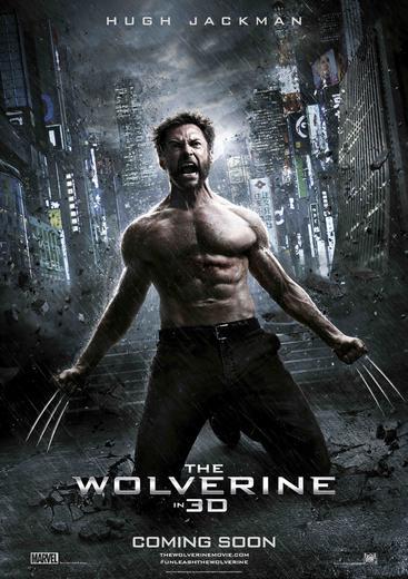 金刚狼2 The Wolverine (2013)