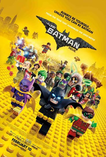 乐高蝙蝠侠大电影 The Lego Batman Movie (2017)