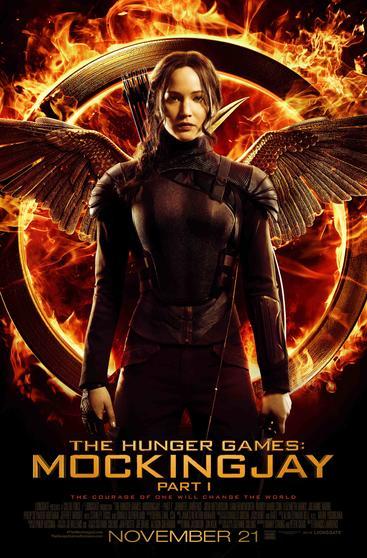 饥饿游戏3:嘲笑鸟(上) The Hunger Games Mockingjay Part 1 (2014)