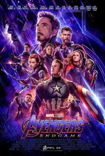 复仇者联盟4 Avengers Endgame (2019)
