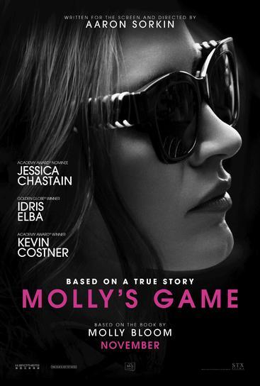 莫莉的游戏 Mollys Game (2017)