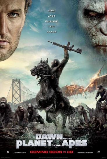 猩球崛起2:黎明之战 Dawn of the Planet of the Apes (2014)