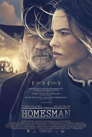 送乡人 The Homesman (2014)