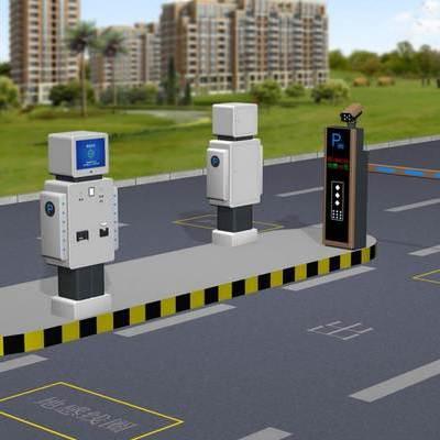 智慧停车机器人解决方案