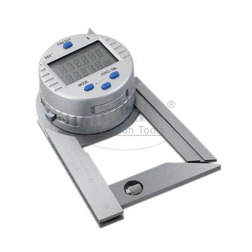 Electronic Digital Universal Bevel Protractor