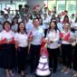 唱响我和我的祖国,莱蒙国际礼赞新中国,逐梦新时代
