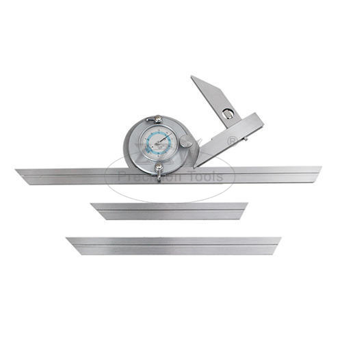 Dial Reading Bevel Protractor