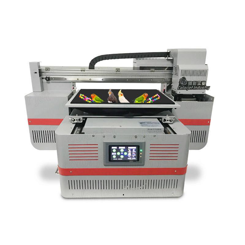 CJ A3 Desktop T shirt Printer For Cotton