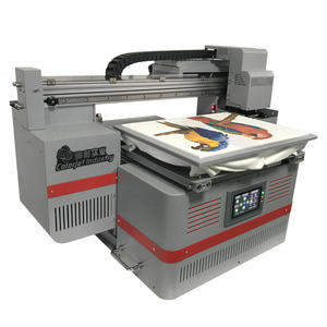 A3 Desktop DTG Garment T Shirt Printer With DX7 Head