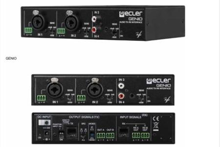 ECLER(藝格)模擬前置話放和調音臺