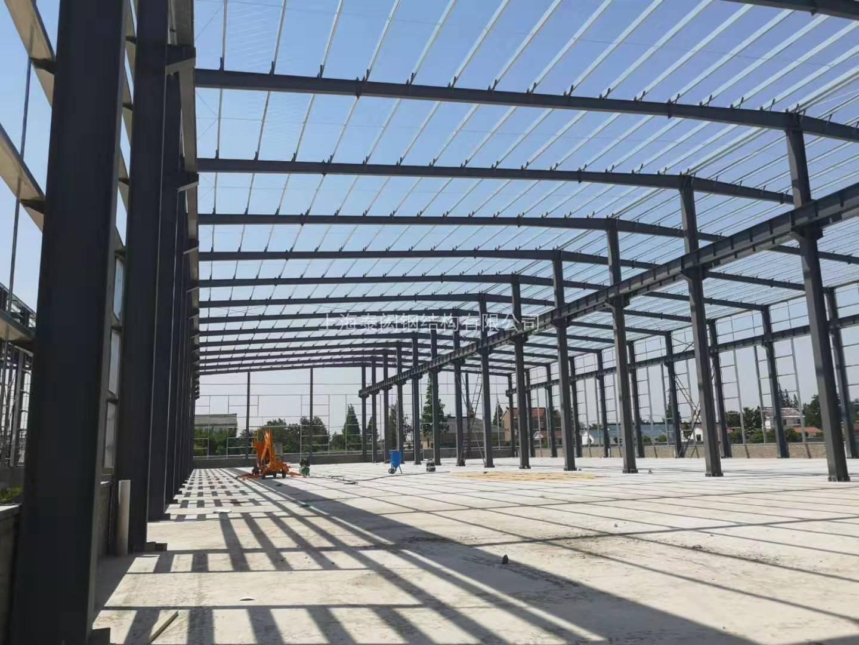 轻钢结构标准厂房