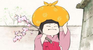 Kaguya公主的故事 The Tale of Princess Kaguya (2013)
