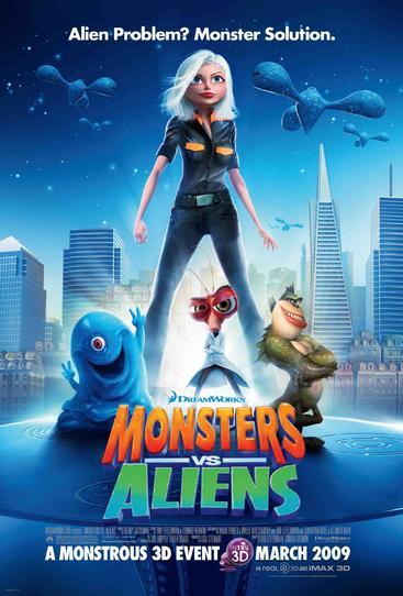 大战外星人 Monsters vs. Aliens (2009)
