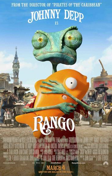 兰戈 Rango (2011)