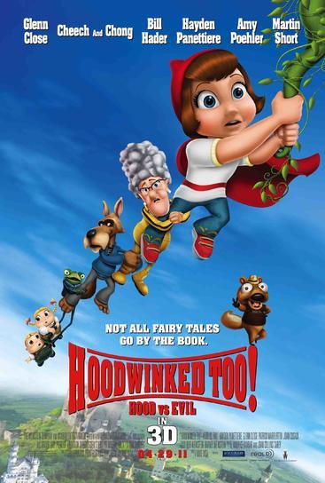 小红帽2 Hoodwinked Too Hood VS. Evil (2011)